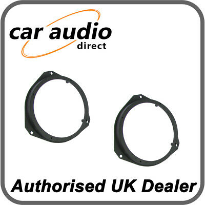 Connects 2 CT25VX06 Vauxhall Corsa Astra 16.5cm Front Door Speaker Adaptors