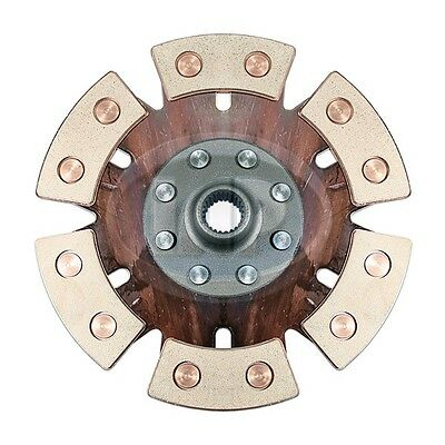 VW Bug Buggy Ghia Sand rail ,200mm / 6-PUCK RACE Clutch Disc AC141190B