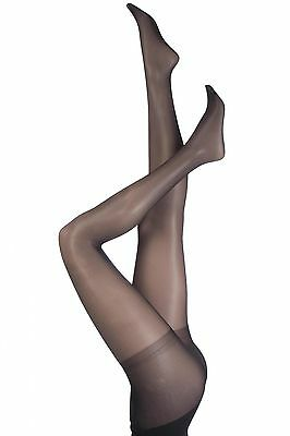 Ladies 1 Pair Charnos Ambra 15 Denier Baby Bump Maternity Tights