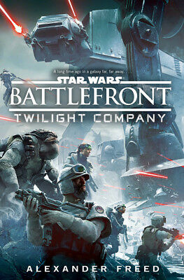 Alex Freed - Star Wars: Battlefront: Twilight Company (Paperback) 9781784750046