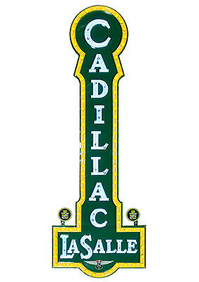 Cadillac LaSalle Neon Sign Collectible Auto Cadillac Neon Sign