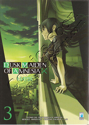DUSK MAIDEN OF AMNESIA 3 - TECHNO 248 - Star Comics - NUOVO