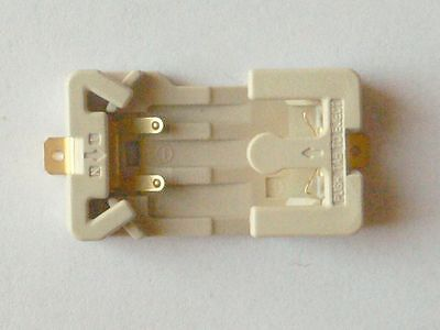 Coin Cell Battery Holder - Sewable SMD