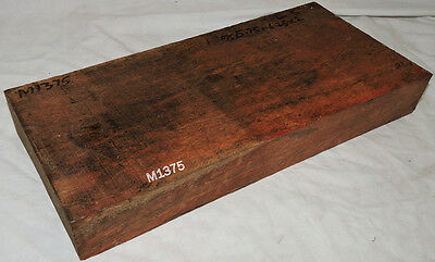 Mango Wood 14x6.25x2 Violin Making Boxmaking Cabinetry Guitars Bird Houses Wood