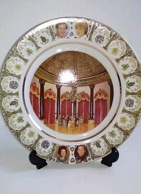Royal Birth Prince William Heritage Collection Westminster Plate Limited Edition