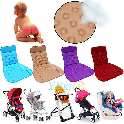 Baby Kids Infants Stroller Pram Pushchair Buggy Car Soft Seat Liner Pad Cushion