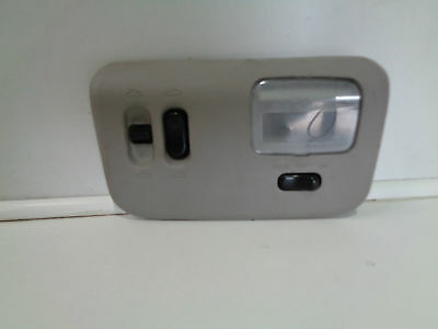2001 - 2007 Nissan X-Trail T30 Interior / Map Light With Sunroof Switch Grey