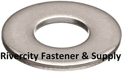 (25) M10 or 10MM Metric Stainless Steel Flat Washer A2 / 18-8 / SS