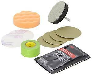 Kit Para Restauracion De Faros Car Care 3M 39073