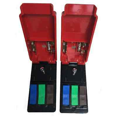 Quick Mains Tester Block – Twin Pack