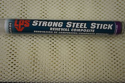LPS STRONG STEEL STICKS RENEWAL COMPOSITE 4oz TUBES #60159 PATCHES HOLES 30 MIN