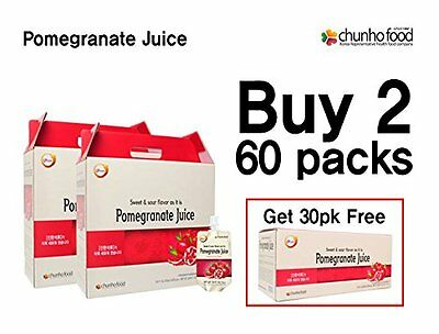 Special Promotion Chunho Food Pomegranates Juice LIMITED TIME ONLY