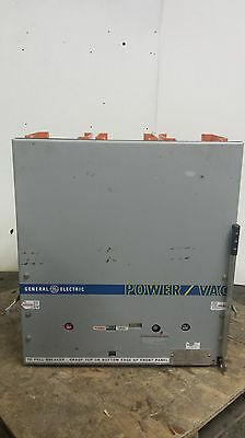 GE VB-13.8-500 Power Vac Vacuum Circuit Breaker 1200A 48VDC EO/DO
