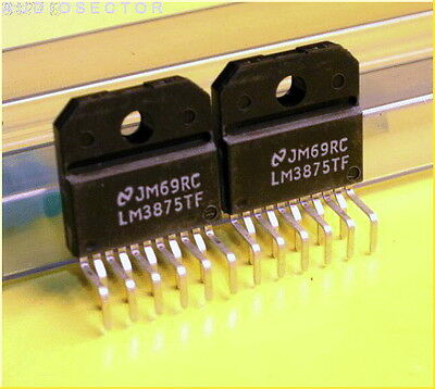 LM3875 Audiophile 56W Audio Power Amplifier IC  LM3875TF