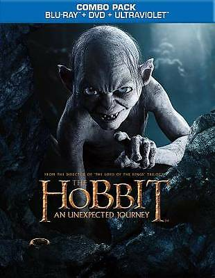 Blu-Ray The Hobbit: An Unexpected Journe Blu-ray