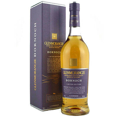 Glenmorangie Dornoch Single Malt Scotch Whisky 700mL