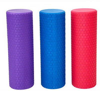Hot EVA Foam Home Gym Trigger Point 30x10cm New Roller Pilates Yoga Massage