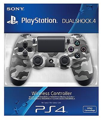Controller Ps4 Dualshock 4 Urban Camouflage Playstation 4 Mimetico