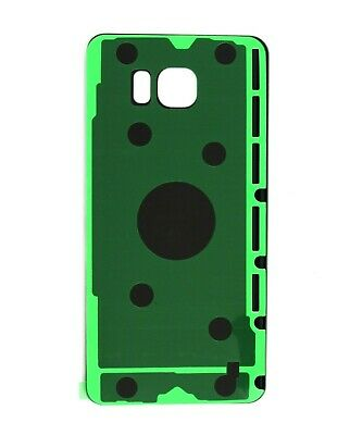 Replacement Battery Door Glass Back Cover For Samsung Galaxy Note 5 N920 Blue