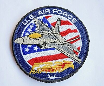 F-22 Raptor  Patch Us Air Force Stealth Fighter