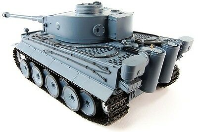 Heng Long  1/16 Tiger I RC Tank With Smoke And Sound - 2.4Ghz