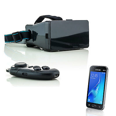 Controller+ 3D Brille VR Virtual Reality für Samsung Galaxy A3 A5 A7 J3 J5 Handy