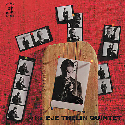EJE THELIN QUINTET So Far  BE ! JAZZ 6115 AUDIOPHILE Re-Edition LP sealed !