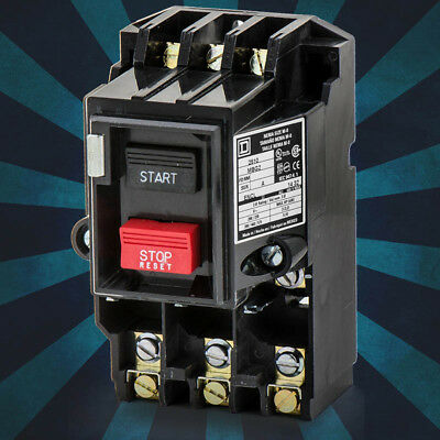 New 2510MBO2 - Schneider Electric Manual Starter