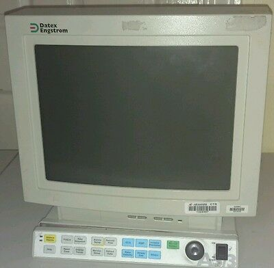 Datex-Engstrom Anesthesia F-CU8-28-04 Monitor,STBY Control Panel AS/3 for parts