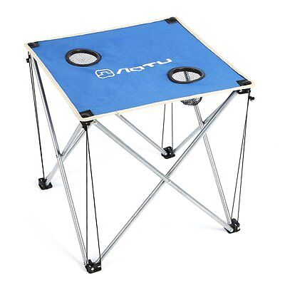 WD AOTU Ultra-light Portable Foldable Folding Table Desk for Camping Outdoor