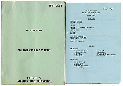 From Redd Foxx Estate The Little People Script