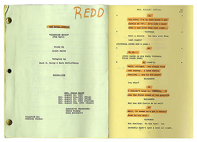 From Redd Foxx Estate The Royal Family Script Episode 2