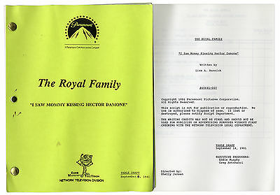 From Redd Foxx Estate The Royal Family Script Episode 7