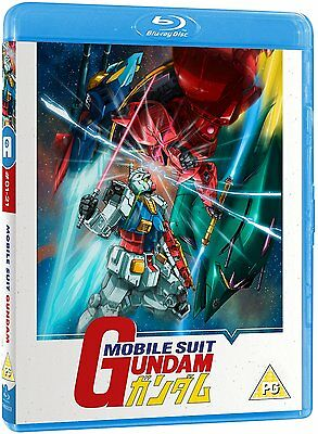 Mobile Suit Gundam - Part 1 of 2 - New Blu-Ray
