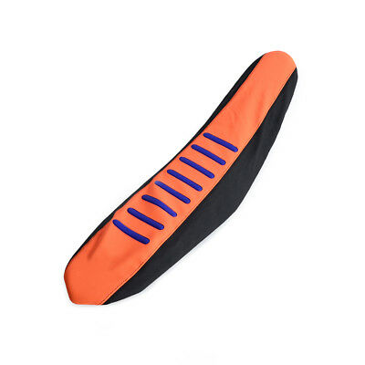 Ribbed Gripper Soft Seat Cover for KTM 125 SX 150 XC 200 XC 250 SX SX-F 11 12-15