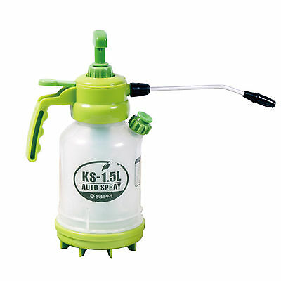 Portable 1.5 L Chemical Sprayer Pressure Gardening Bottle Sprayer Brake Cleaner