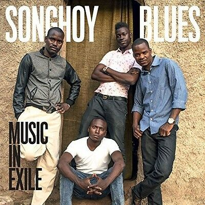 Music In Exile - Songhoy Blues (2015, Vinyl NEU) 075678669538