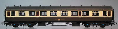 Bachmann Branch-Line OO Great Western Collet 60' Passenger Coach IBB-244-SH