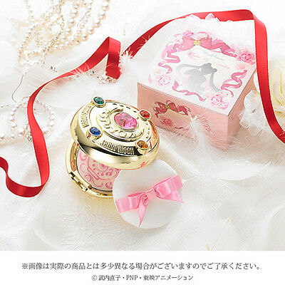 Bandai Sailor Moon Miracle Romance Makeup Powder World Limited - Cosplay Costume