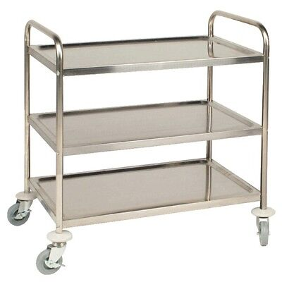 Catering Trolley 3 Tier