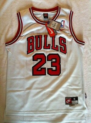 camiseta de triantes nba basket MJ Michael Jordan jersey Chicago Bulls S/M/L/XL
