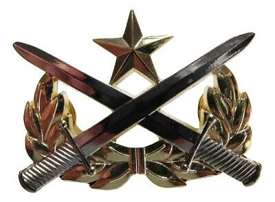 """US Army Ranger Qualification Badge Military 2"""" Lapel  Hat Pin Gold & Silver"""