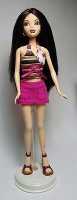 NOLEE My Scene Barbie with Cute Outfit Included!