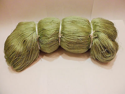 Professional fishing gill net 150m lenght, 5m depth mesh 60mm nylonmultifilament
