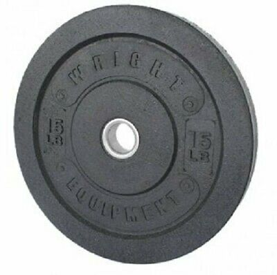 Wright Rubber USA Made Crumb Bumper Plates - 15 lbs - pair
