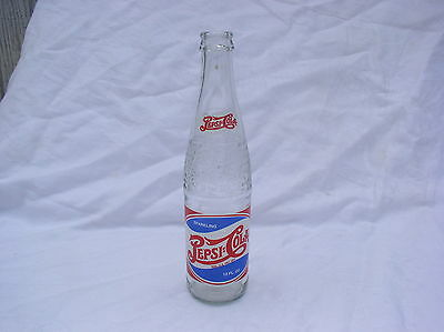 DOUBLE DOT PEPSI BOTTLE LIMITED EDITION REPLICA 1940s-1950s