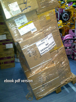 The Ultimate Wholesale Guide WHOLESALE MERCHANDISE PALLET LOT NEW ITEMS up to $$