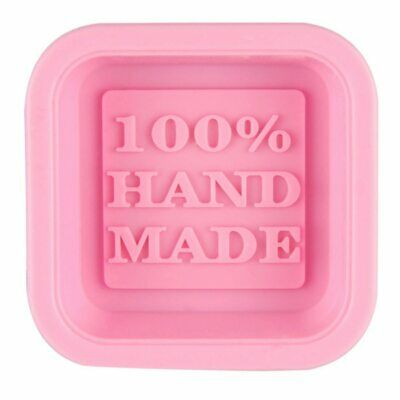 """Candle melts -SOAP- making mould large """"100% hand made """"word"""" x 1. Free postage"""