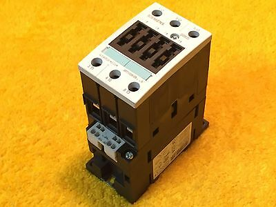 ***new*** Siemens 3Rt1036-3Bb40  3-Pole 55 Amp 600 Volt Contactor 24 Vdc Coil