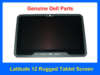 New Genuine Dell Latitude 12 Rugged 7202 Tablet LCD Screen Multi-Touch HD 11.6""